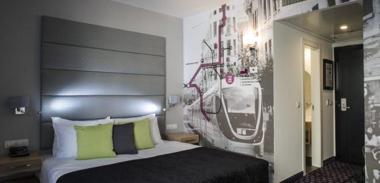מלון אייל ירושלים – חדר