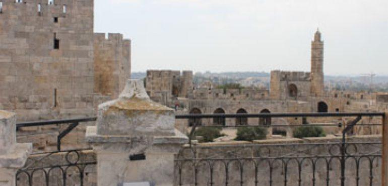 מלון אימפריאל החדש ירושלים – הנוף מהמלון