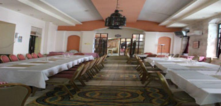 מלון אימפריאל החדש ירושלים – חלל מסעדת המלון