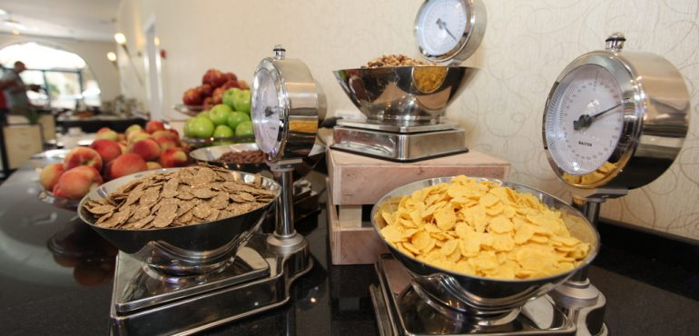 מלון אלדן ירושלים – ארוחת בוקר