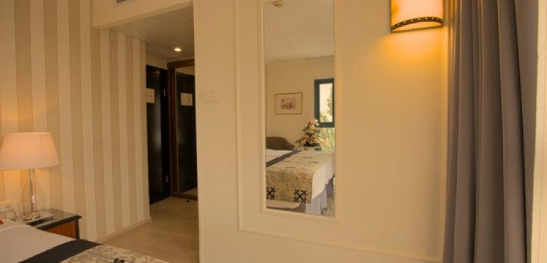 מלון אלדן ירושלים – חדר
