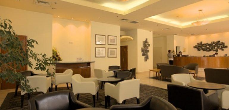 מלון אלדן ירושלים – לובי