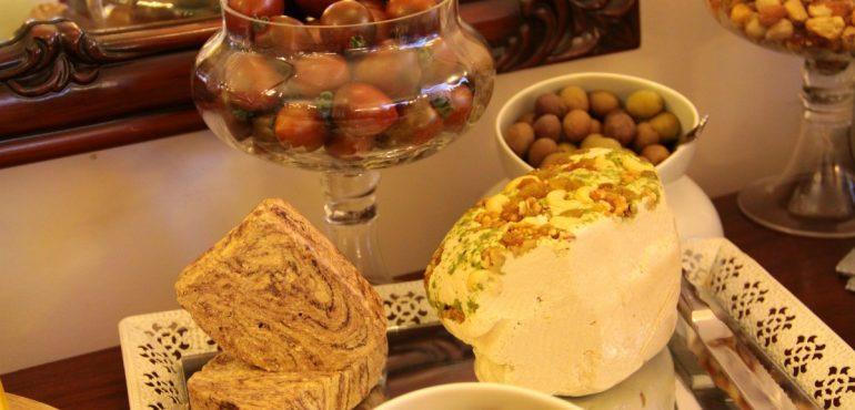 מלון ארקדיה במושבה ירושלים – ארוחת בוקר