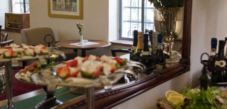 מלון ארקדיה במושבה ירושלים – ארוחת בין ערביים