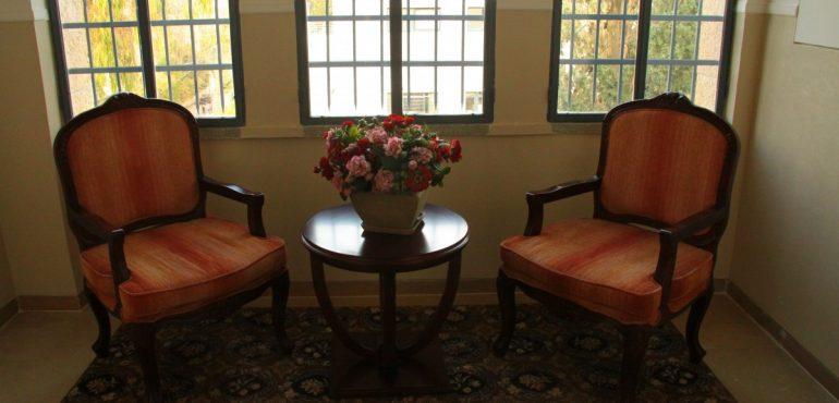 מלון ארקדיה במושבה ירושלים – מסדרון