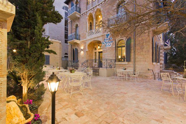 מלון ארקדיה במושבה ירושלים