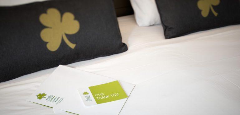 מלון ארקדיה טבריה – אגף חרמון