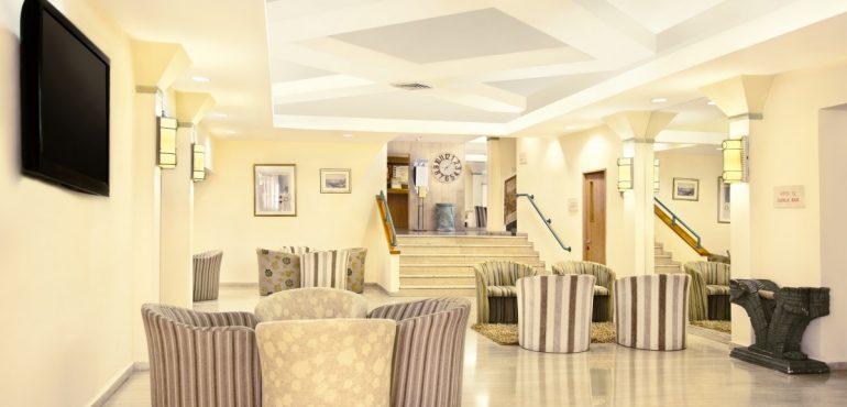 מלון ארקדיה טבריה – לובי