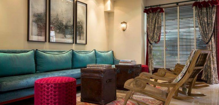 מלון ארתור ירושלים – לובי