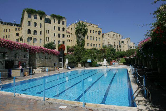 מלון בוטיק הר ציון ירושלים