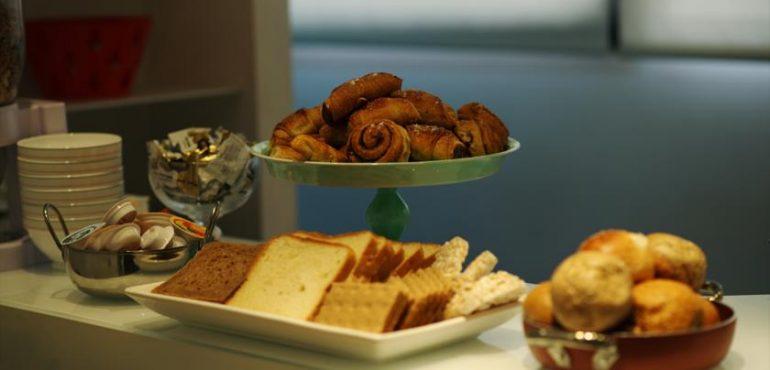 מלון בסט ווסטרן ריג'נסי תל אביב – חדר אוכל