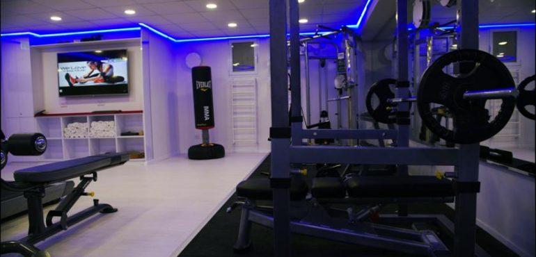 מלון בסט ווסטרן ריג'נסי תל אביב – חדר כושר