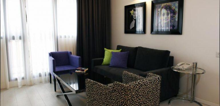 מלון בסט ווסטרן ריג'נסי תל אביב – חדר