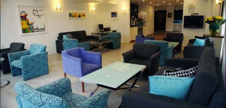 מלון בסט ווסטרן ריג'נסי תל אביב – לובי