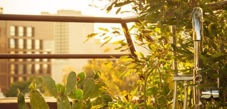 מלון בראון תל אביב
