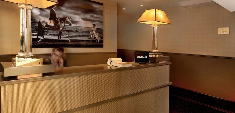 מלון ברדיצ'בסקי תל אביב – קבלה