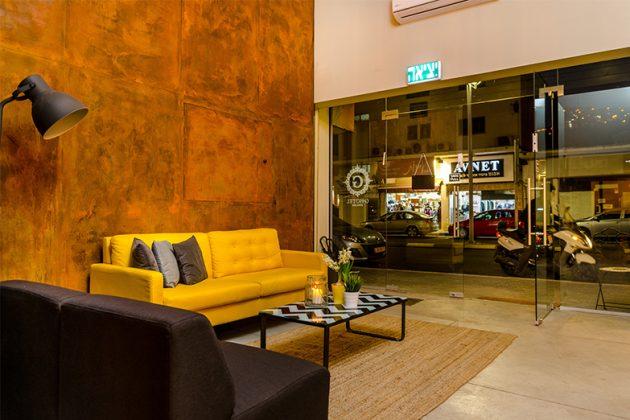 מלון ג'י טבריה