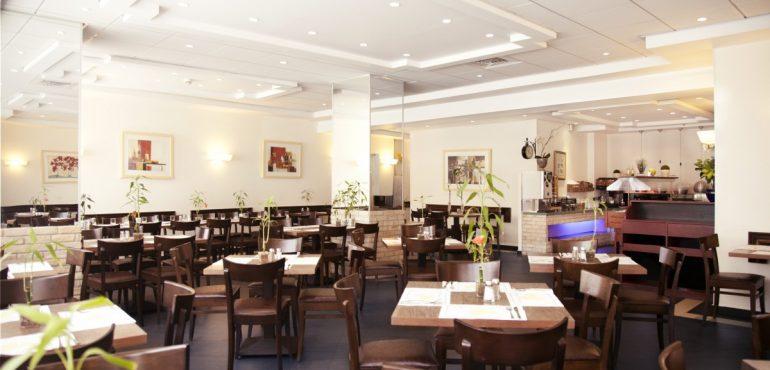מלון דבורה תל אביב – חדר אוכל