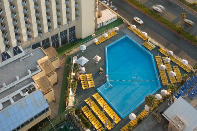 מלון דן פנורמה תל אביב