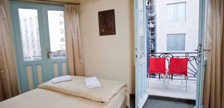 בית המלון הקטן בירושלים – חדר