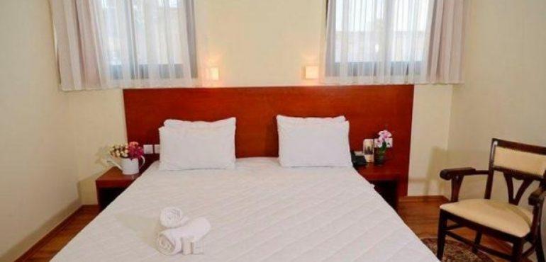 מלון וילה נצרת – חדרים