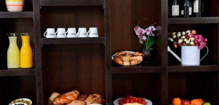 מלון וילה נצרת – חדר אוכל