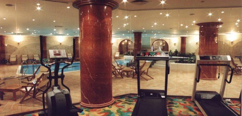 מלון חוף גיא טבריה – חדר כושר