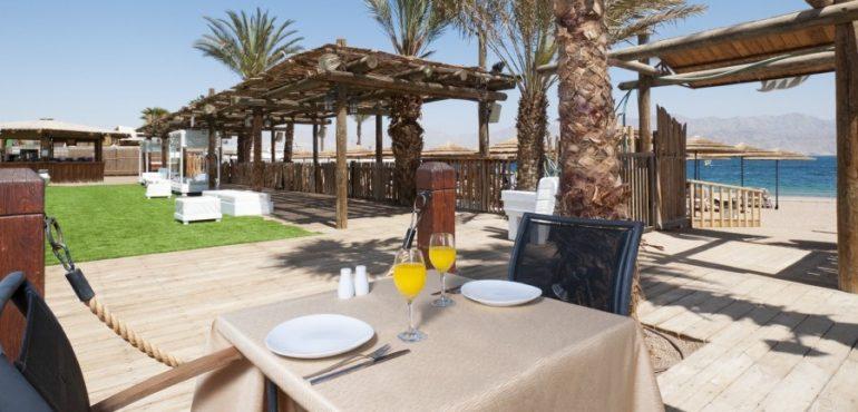 מלון יו קוראל ביץ' אילת – חוף הים