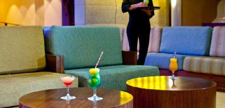 מלון יו קוראל ביץ' אילת – לובי המלון