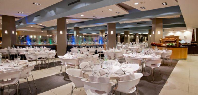 מלון יו קוראל ביץ' אילת – מסעדת המלון
