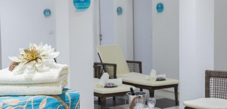 מלון יו קוראל ביץ' אילת – מתחם הקבלה בספא
