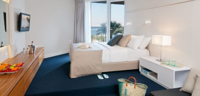 מלון יו קוראל ביץ' אילת – נוף מקסים לים