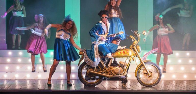 מלון יו קוראל ביץ' אילת – צוות הבידור בהופעה