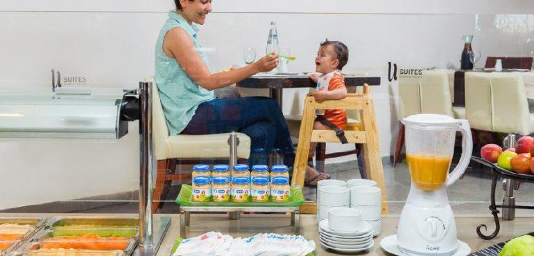 מלון יו קוראל ביץ' אילת – Welcome Baby