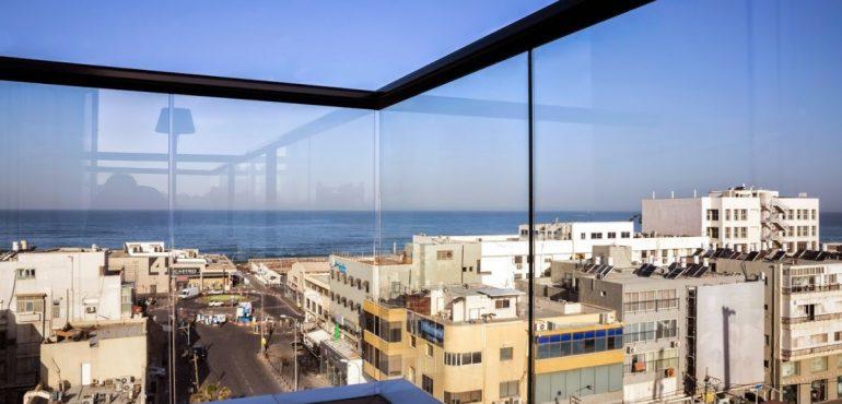 מלון ים תל אביב – נוף מהחדר