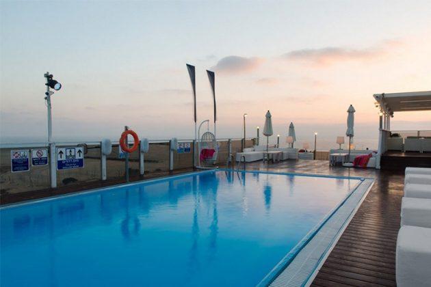מלון לאונרדו ארט תל אביב