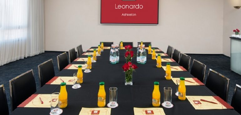 מלון לאונרדו אשקלון – אולם כנסים