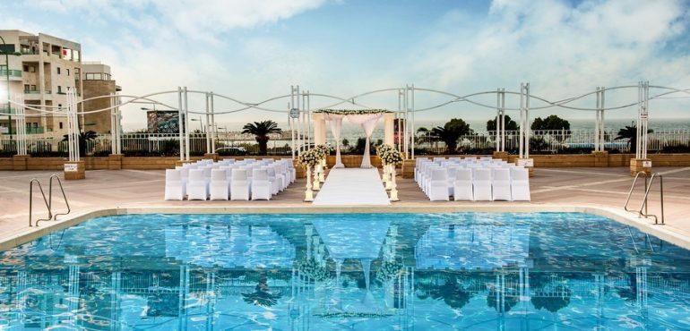 מלון לאונרדו אשקלון – אולם לחתונות באשקלון