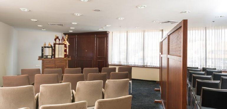 מלון לאונרדו אשקלון – בית הכנסת