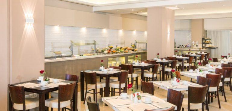 מלון לאונרדו אשקלון – מסעדת אלמוג