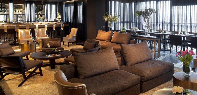 מלון לאונרדו בוטיק רחובות – טרקלין עסקים