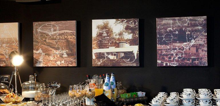 מלון לאונרדו בוטיק רחובות – לאונג' בר עם תפריט אלכוהולי עשיר