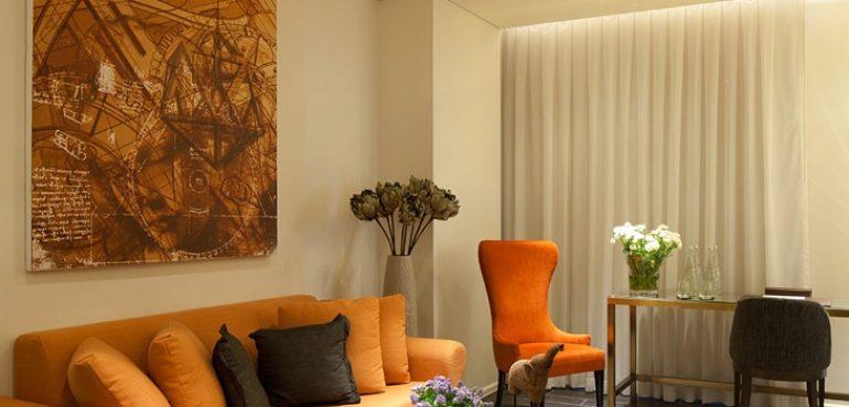 מלון לאונרדו בוטיק רחובות – סוויטה מפנקת בוטיק רחובות