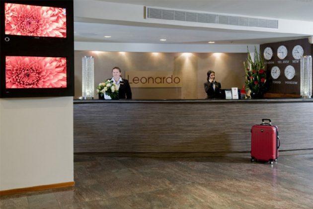 מלון לאונרדו ביץ' תל אביב