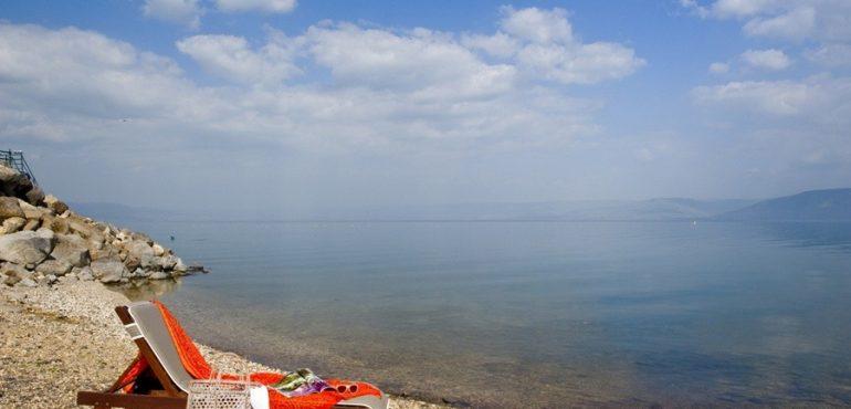 מלון לאונרדו טבריה – חוף מסודר