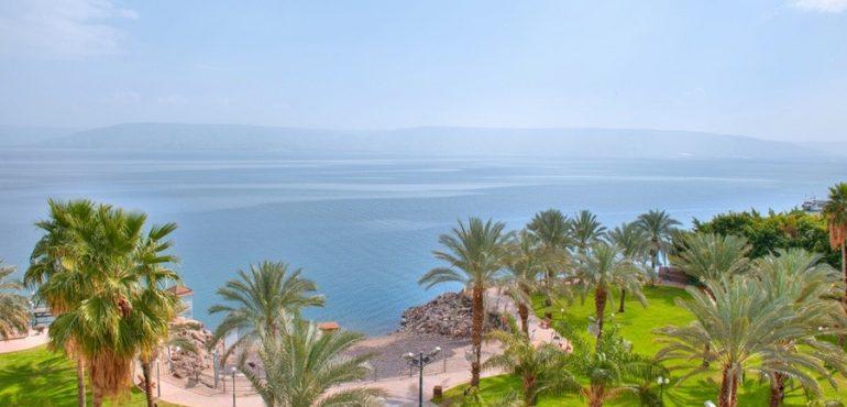 מלון לאונרדו טבריה – נוף יפהפה לחוף הכנרת