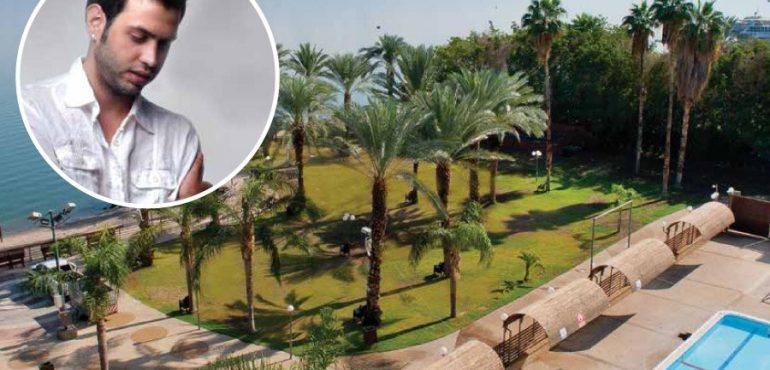 מלון לאונרדו טבריה – ערב ים תיכוני