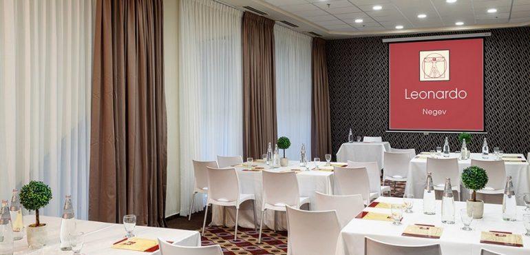 מלון לאונרדו נגב באר שבע – אולם אירועים מצפה