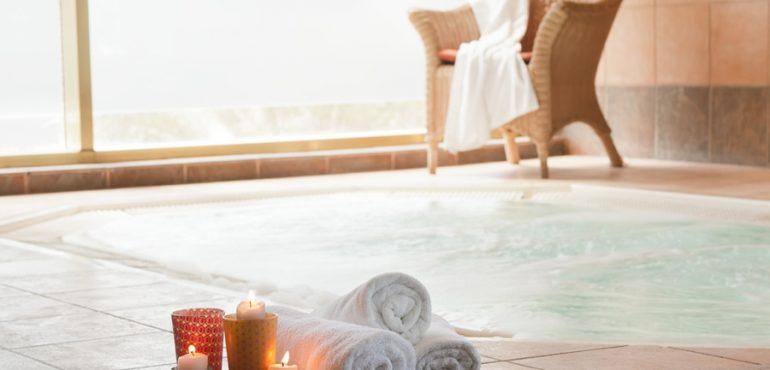 מלון לאונרדו נגב באר שבע – בריכת הג'קוזי בספא