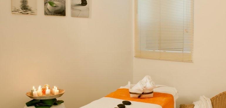 מלון לאונרדו נגב באר שבע – חדר טיפולים בספא